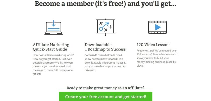 Become a member to affiliate