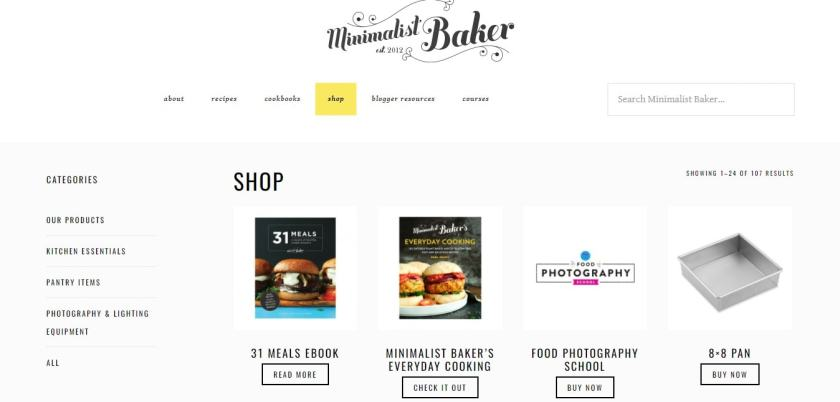 Minimalist Baker Coupon Codes