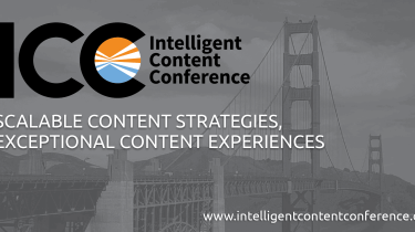 2018 Intelligent Content Conference Las Vegas, Nevada