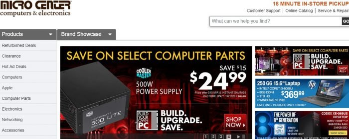 latest micro center coupon codes september2018 75 off