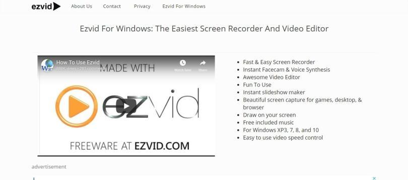 best free video capturing software