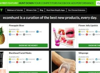Ecomhunt Coupons & Codes
