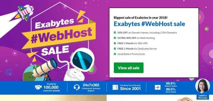 About ExaBytes
