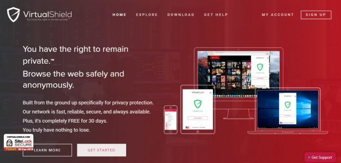 [Latest] VirtualShield Coupon Codes September 2018  – Get Upto 80% Off
