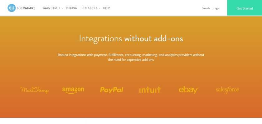 Ultracart coupons - Integration Without Add Ons