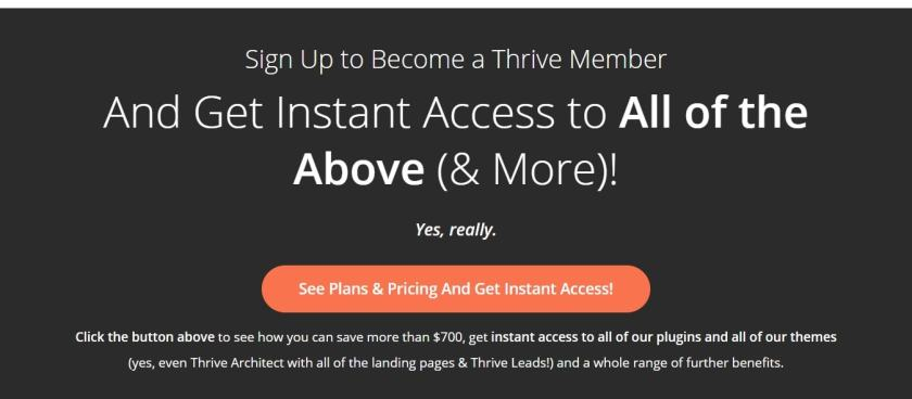 Thrive Themes Coupons -Get Started