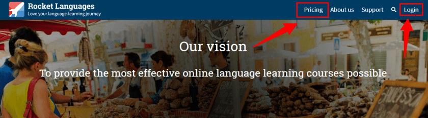 About Us - Rocket Languages