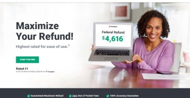 TaxSlayer-home-page