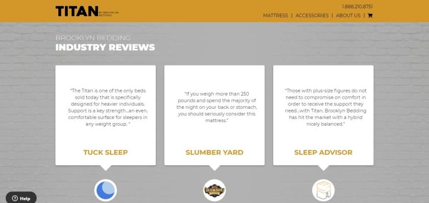 sleep solutions - warranty period they are offering