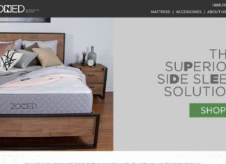 Zoned Mattress discount coupons