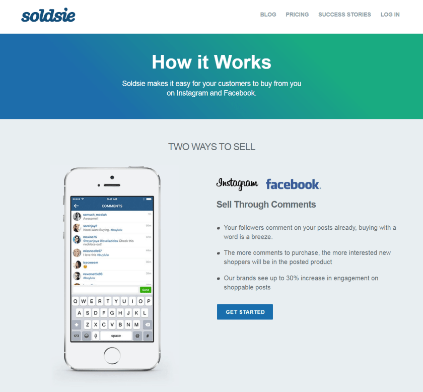 Soldsie Review-How It Works