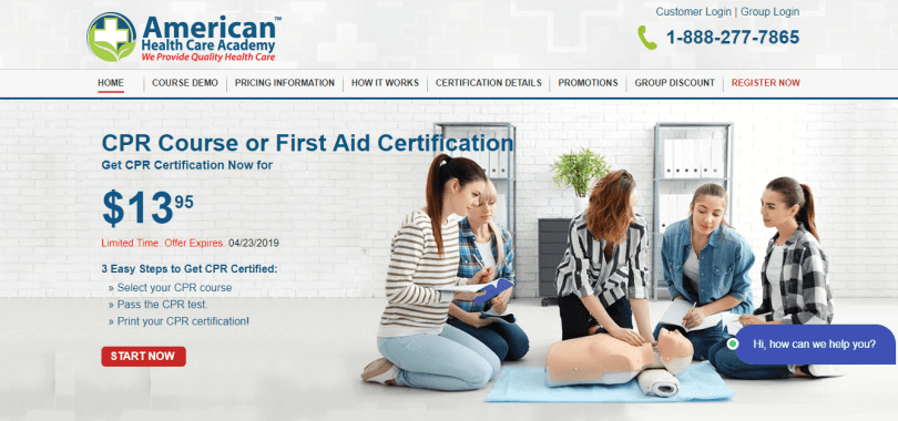 CPR AED Course Review -CPR AED