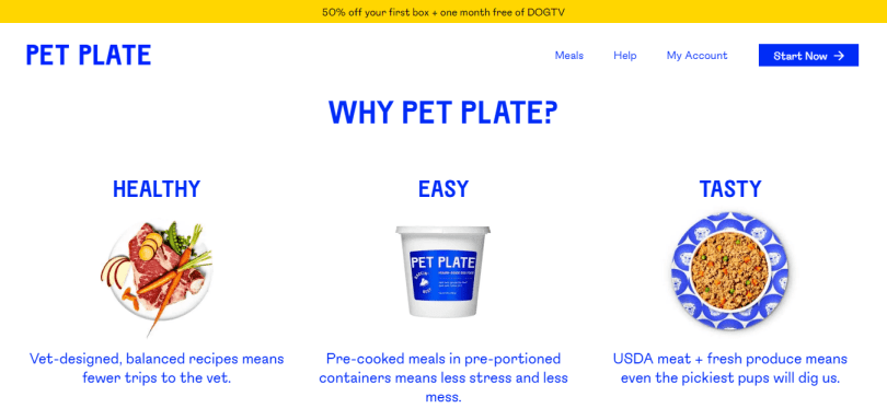 Pet Plate review with coupons