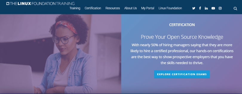 The Linux Foundation Certification
