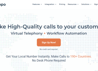 CallHippo Review With Discount Coupon- Virtual Phone System
