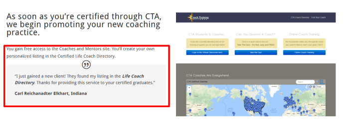 Coach Training Alliance Review- Certified Coach Program Reviews