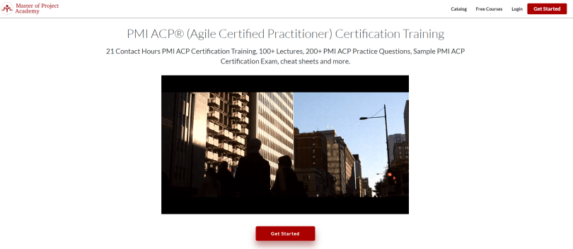 Master of Project Academy Coupon Codes- PMI ACP® Certification Training