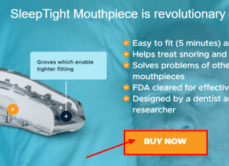 Sleep Tight Mouthpiece Coupons with Review - Buy Product