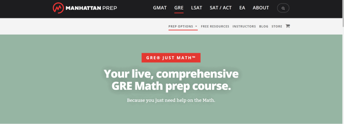 GRE Manhattan Review