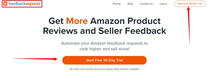 Feedback Express Review - Amazon - Feedback - Software