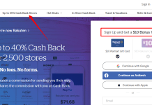Shop Earn Get Cash Back Rakuten - Review