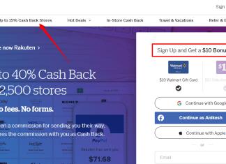 Shop Earn Get Cash Back Rakuten - Review