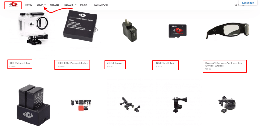 cyclopsgear - product - category accessories