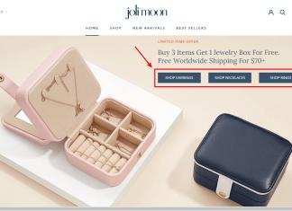 Joli Moon - Designer Necklaces Chokers Earrings Bracelets