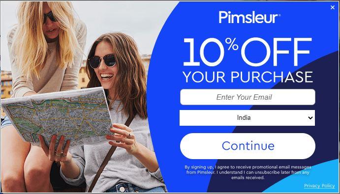 Pimsleur Discount