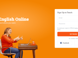 VIPKid review home