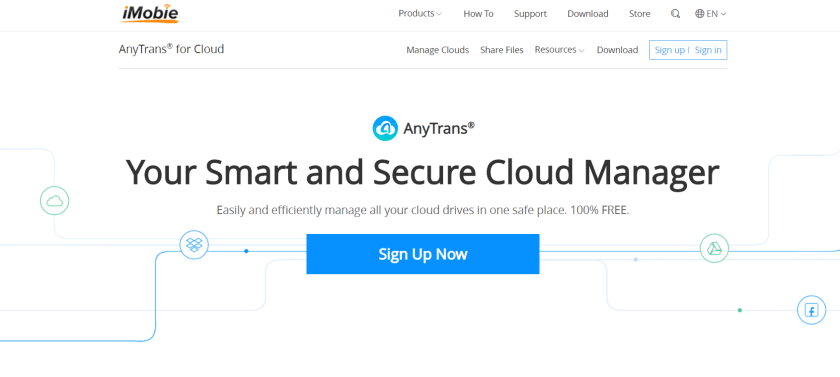 anytrans cloud manager