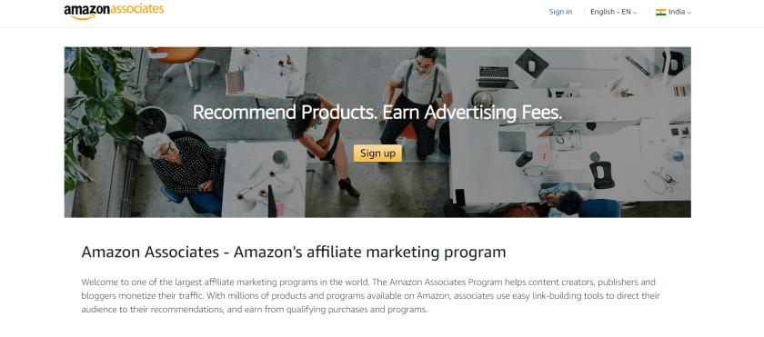 earn money from affiliate programs