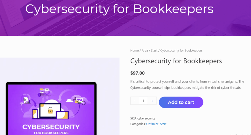 Cybersecurity for Bookkeepers