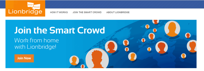 Smart Crowd Work from home