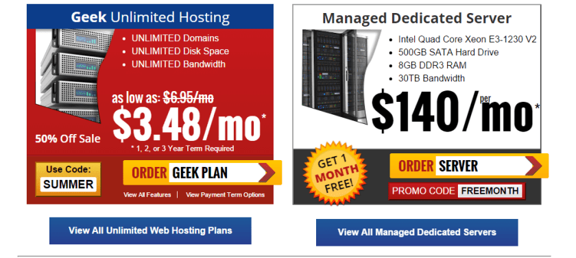 Certified Hosting Coupon-plans