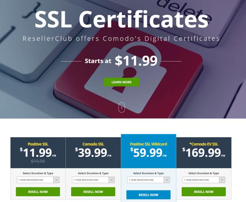 Network Solutions Coupon -SSL Plans