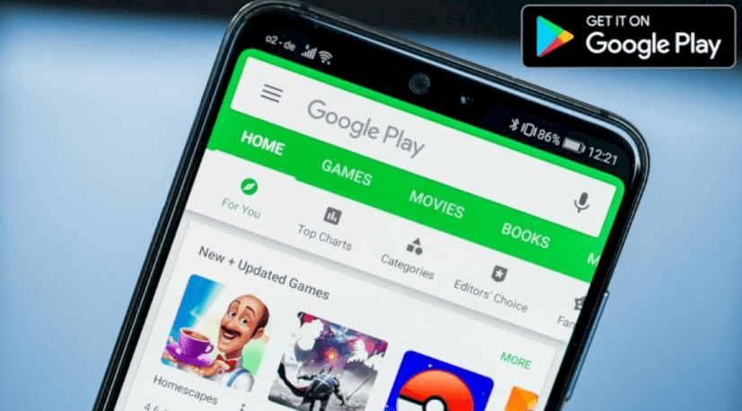 Google Play Store Android Emulator