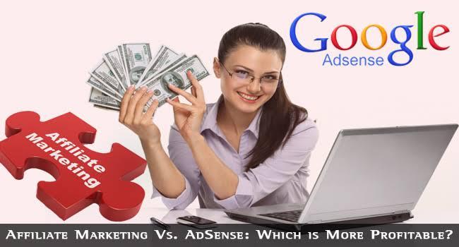 6 Reasons You Should Use Google Adsense & Affiliate Programs