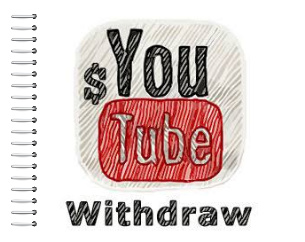HOW TO WITHDRAW YouTube MONEY TO YOUR BANK ACCOUNT