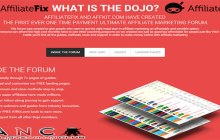 The AffiliateFix Dojo Review