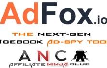 Adfox.io Review - The Next Generation Facebook Ad Spy Tool