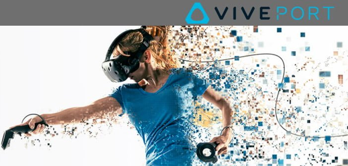 HTC Viveport M - VR app store for Android -