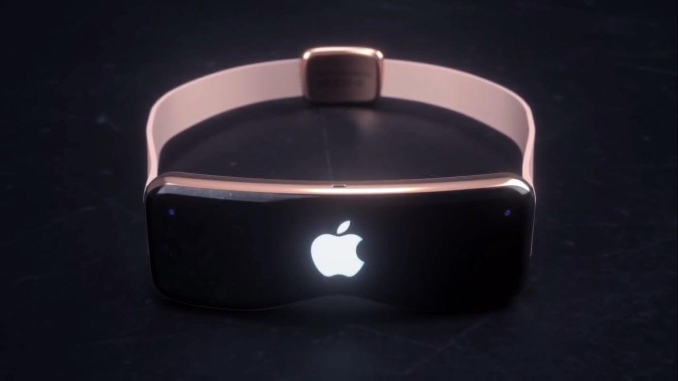 1,301 – Apple's ARVR Headset VFaGp