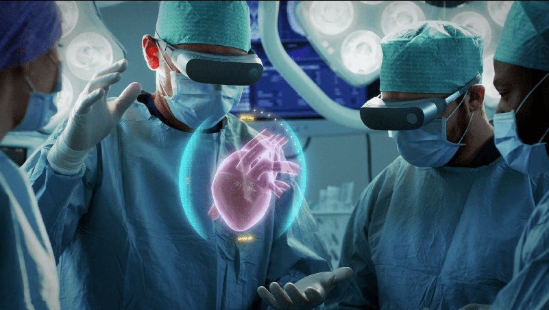 Benefits of Augmented Reality in Healthcare-AffinityVR