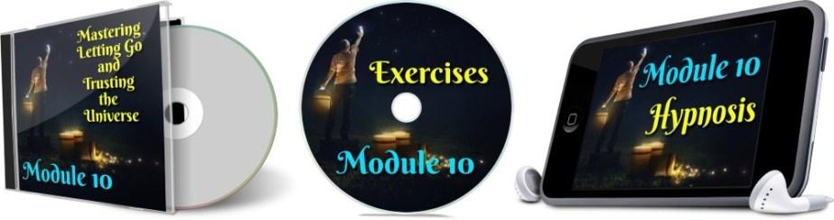 11 Days To Manifestation Mastery Program + 5 Free Bonuses  Image of module 10 combined
