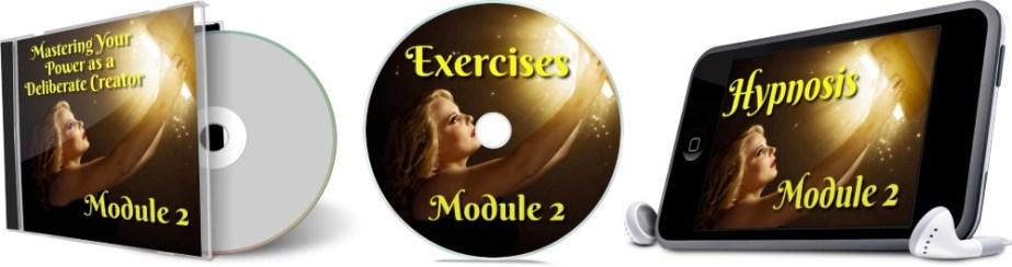 11 Days To Manifestation Mastery Program + 5 Free Bonuses  Image of module 2 combined