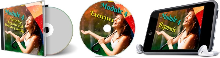 11 Days To Manifestation Mastery Program + 5 Free Bonuses  Image of module 4 combined