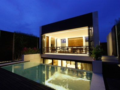eqUILIBRIA Waterfall Villa - AffittaBali.com - Villas and ...
