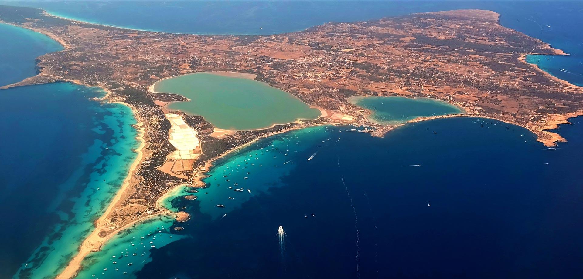 Affitta una casa a Formentera