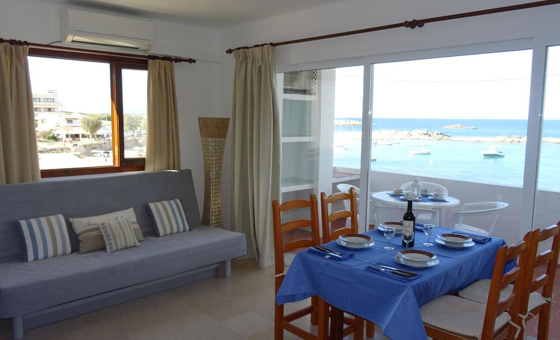 Appartamenti Rocaplana - Affitta una casa a Formentera